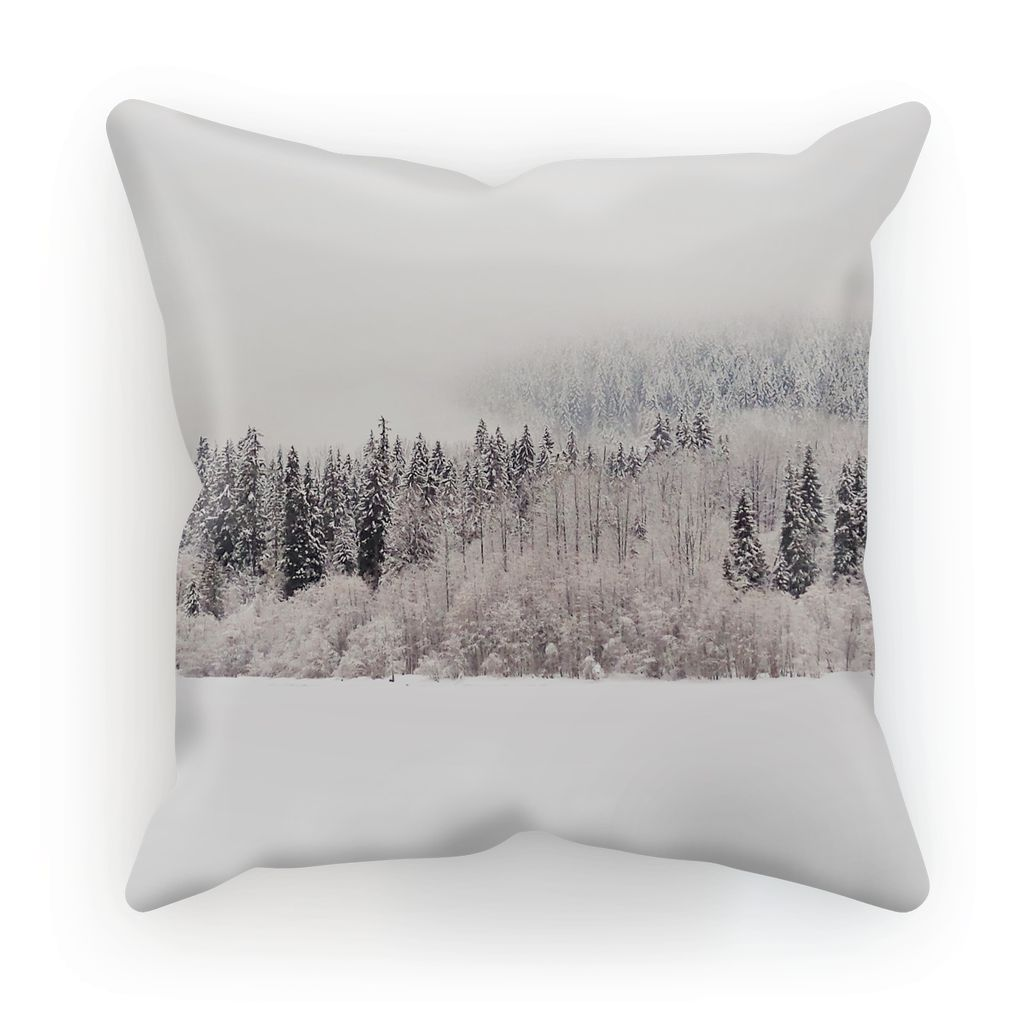 White Out:  Cushion