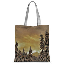 Sunset Valley: Sublimation Tote Bag