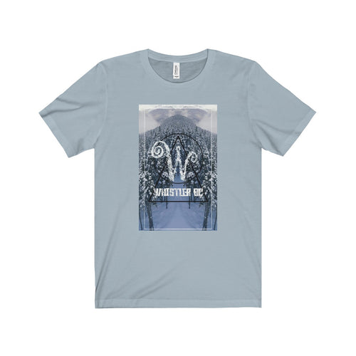 Whistler Wonderland: Men's Jersey Short Sleeve Tee