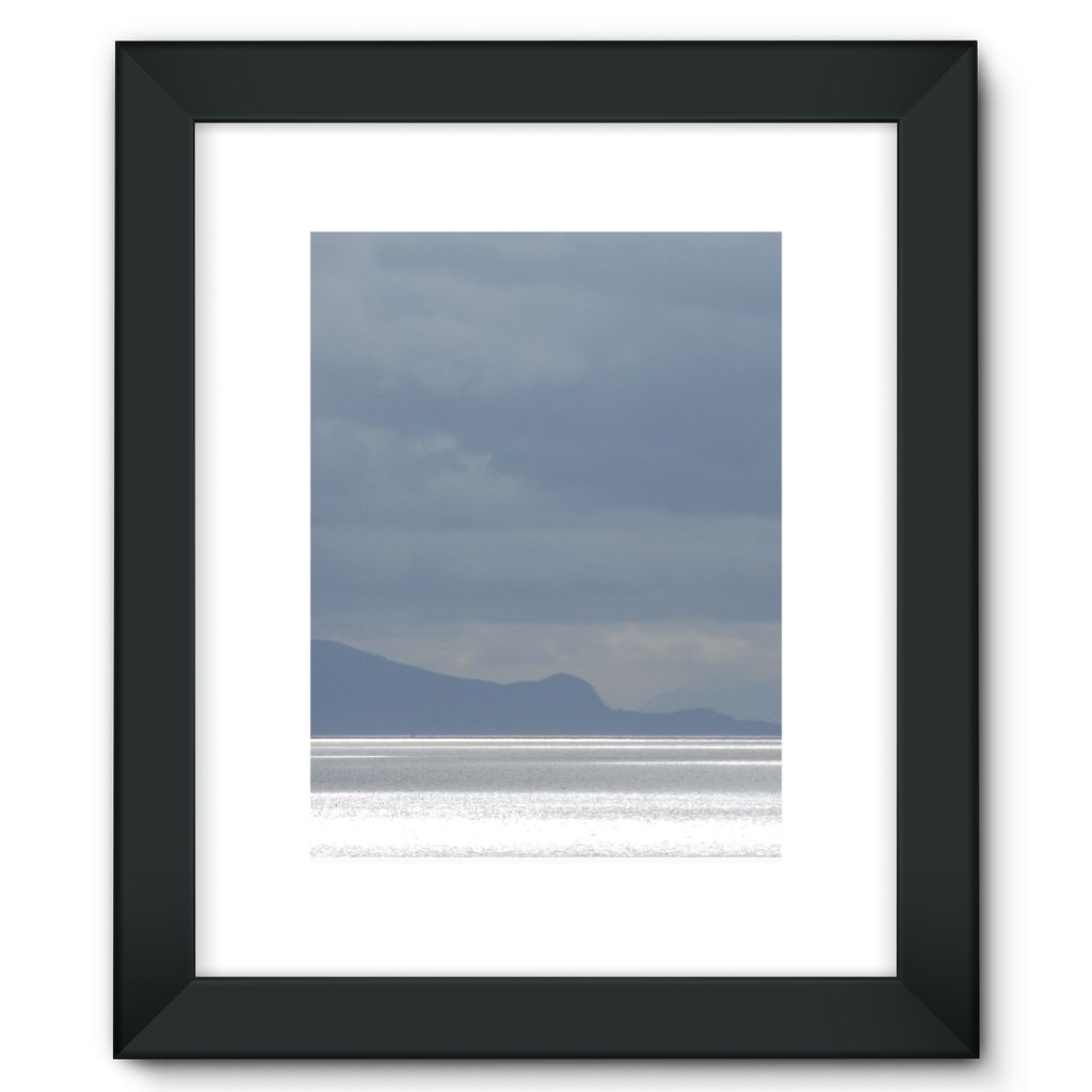 Ocean Shine:  Framed Fine Art Print