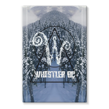 Whistler Wonderland: Stretched Canvas