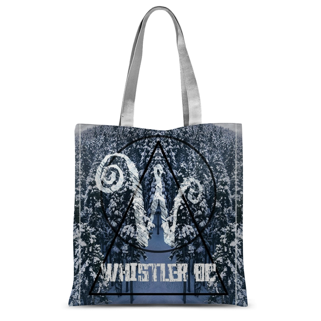 Whistler Wonderland: Tote Bag