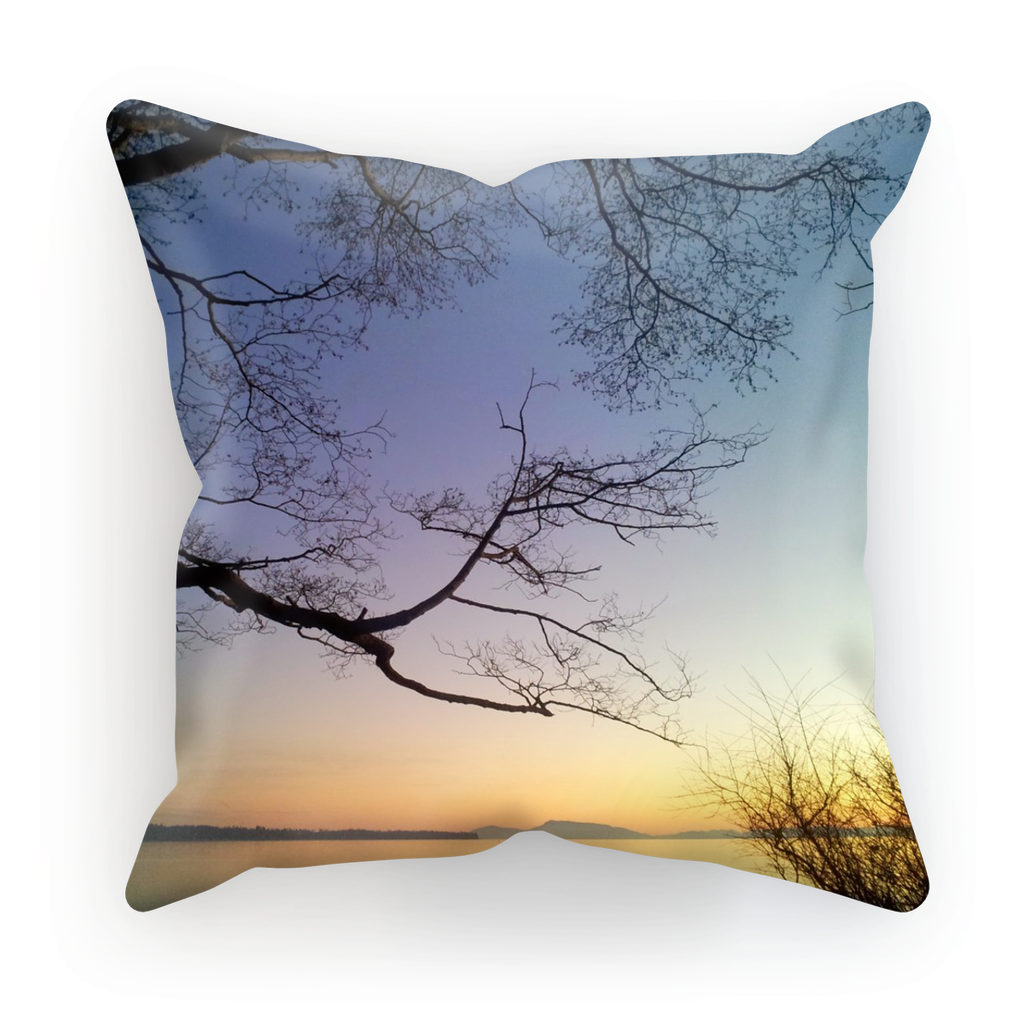 Sea Tree: Cushion