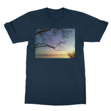 Sea Tree: Softstyle Ringspun T-Shirt