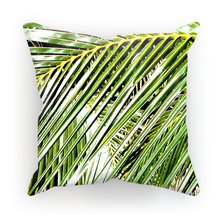 Filtered Palm: Cushion