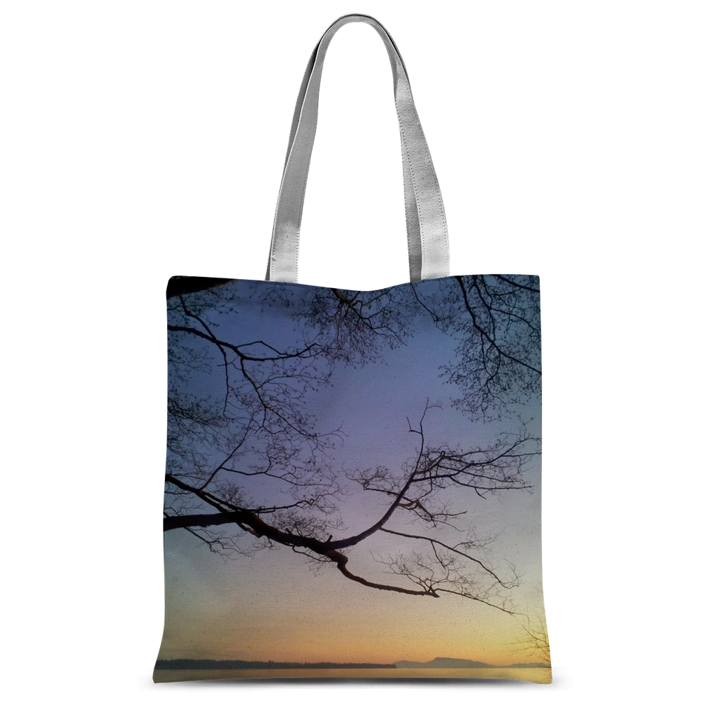 Sea Tree: Tote Bag
