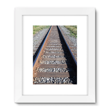 Backtrack: Framed Fine Art Print