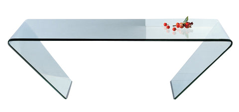 Chantal Glass Coffee Table