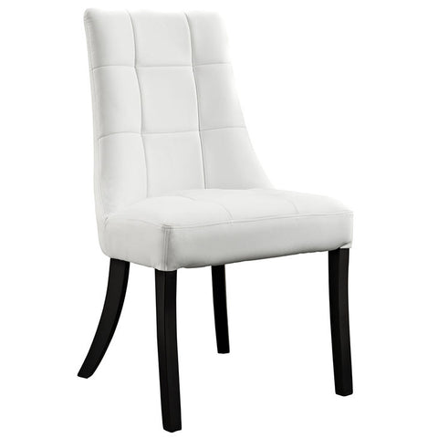 Essica Dining Vinyl Side Chair