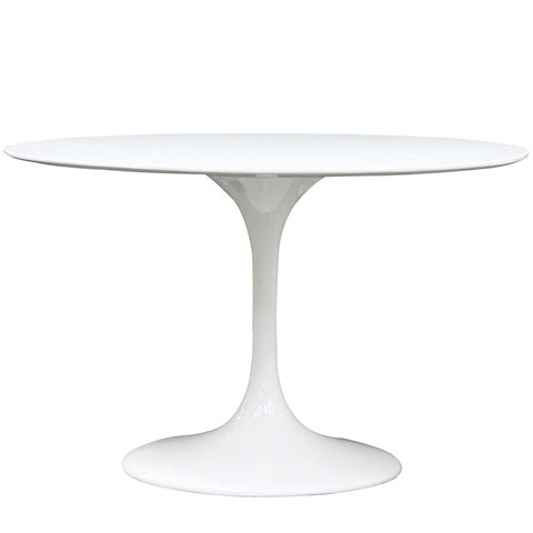 "Earlos 48"" Fiberglass Dining Table"