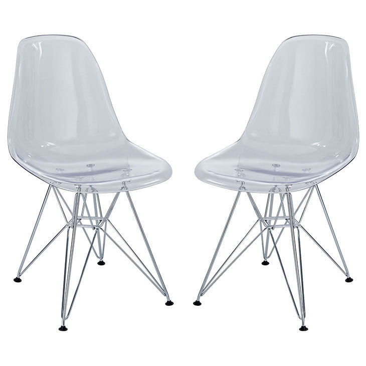 Dennise Dining Side Chair Set of 2