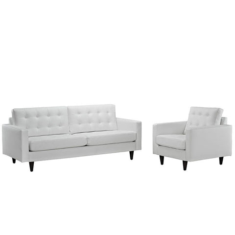 Evelynda Sofa and Armchair Set of 2