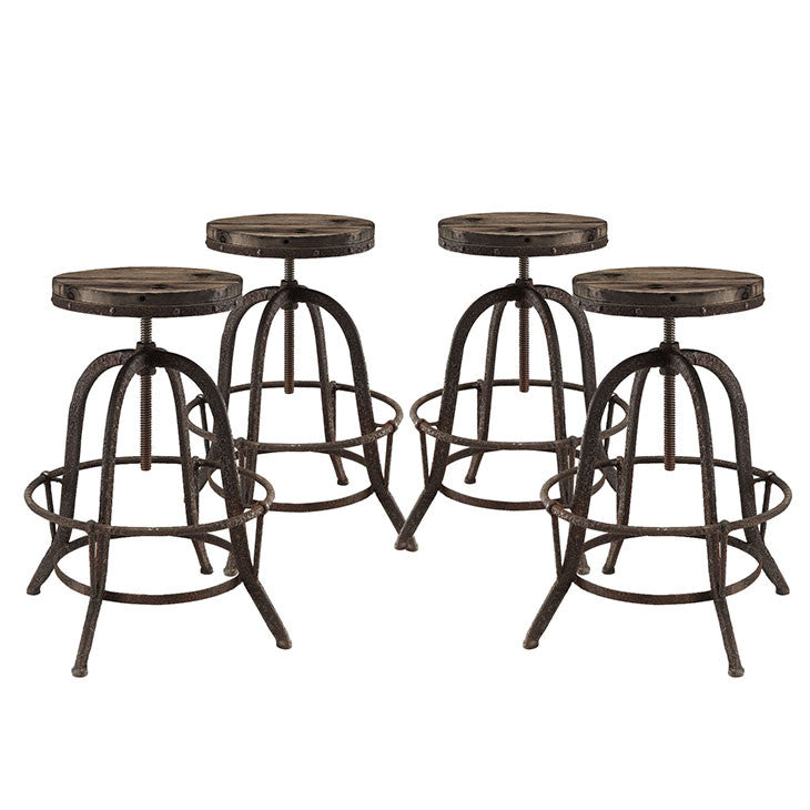 Doloresa Bar Stool Set of 4