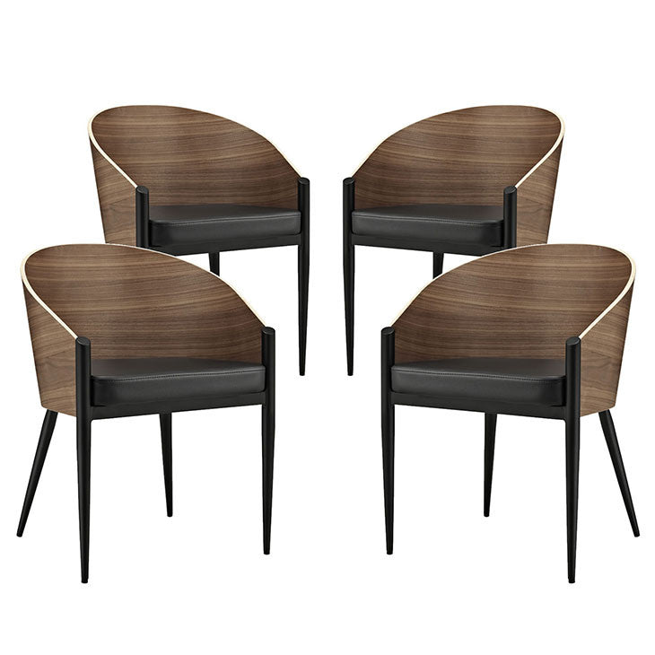 Janestie Dining Chairs Set of 4