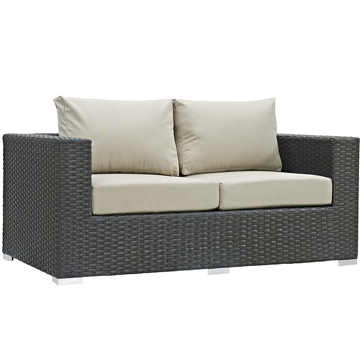Anger Outdoor Patio Sunbrella® Loveseat