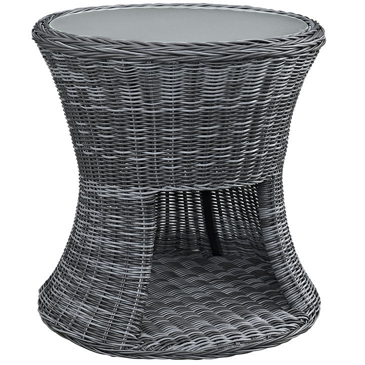 Clydianne Outdoor Patio Side Table