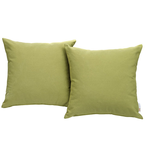 Gabrian Two Piece Outdoor Patio Pillow Set