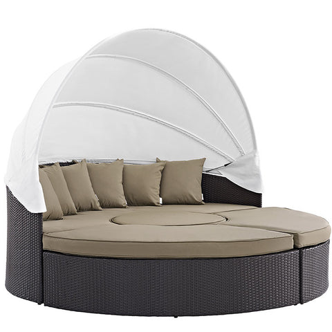 Gabrian Canopy Outdoor Patio 5 Daybed