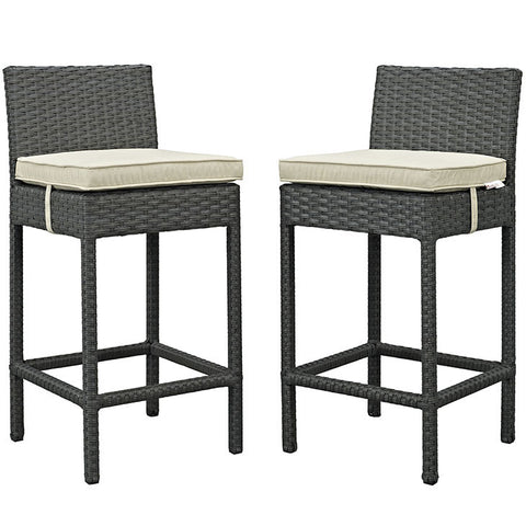 Anger 2 Piece Outdoor Patio Sunbrella® Pub Set