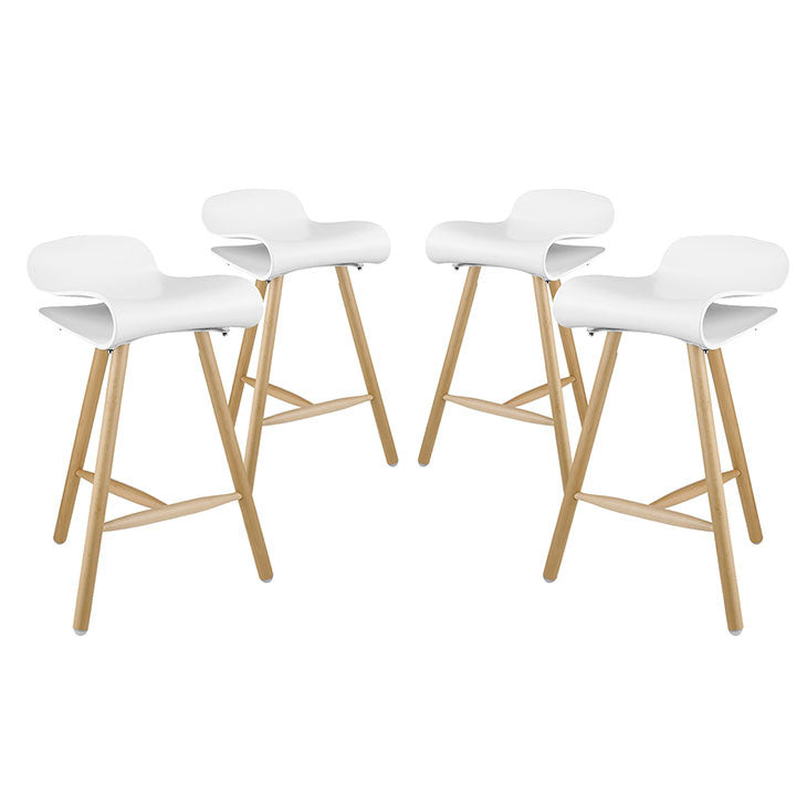 Erina Bar Stool Set of 4