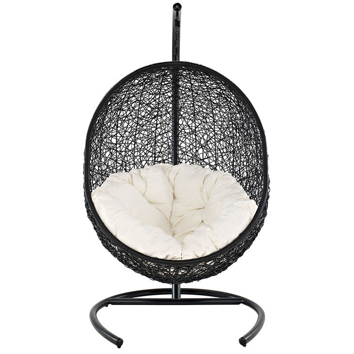 Clinetty Swing Outdoor Patio Lounge Chair