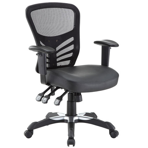 Rober Vinyl Office Chair