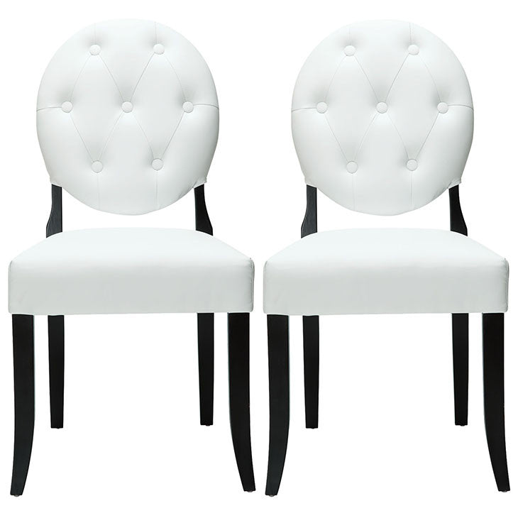 Carolive Dining Chairs Set of 2
