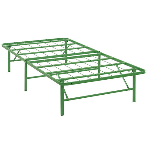 Stancisco Twin Stainless Steel Bed Frame