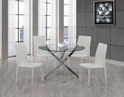 Worley Round Dining Table SPECIAL