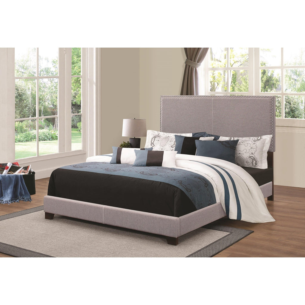 Carolina Upholstered Full Bed SPECIAL