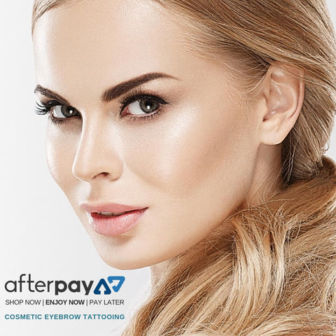 Eyebrow Perfection Visit 6-8 Weeks - Aspya Cosmetic Tattoo & Skin Clinic