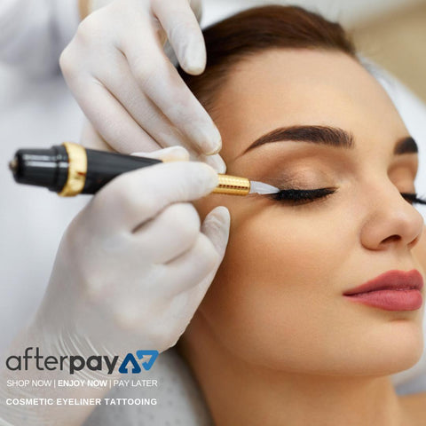 Eyeliner Upper and Lower Smokey - Aspya Cosmetic Tattoo & Skin Clinic