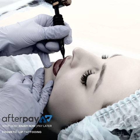 Lips 6-8 Week Perfection Visit - Aspya Cosmetic Tattoo & Skin Clinic