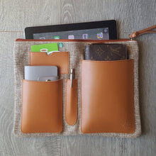 MARLY Multi-Pocket Clutch