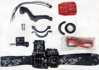 GoPro Style Mount Adapter Kit For 1600 Helios & 1200 Blaze