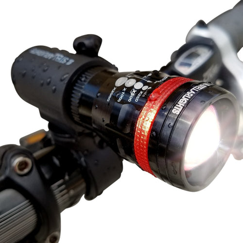 StellarLights 240 Lumen Bike Light Set