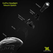 300 Lumen Dual Headlight Set With GoPro style Mounts