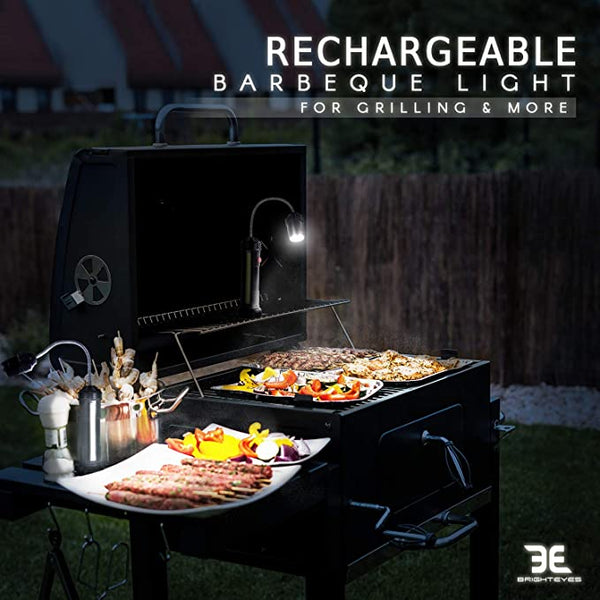 Rechargeable Magnetic BBQ Light