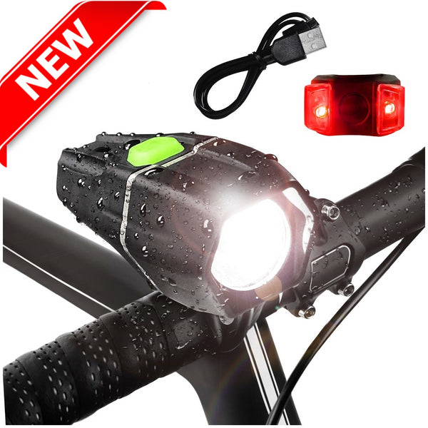 400 Lumen USB Rechargeable Ember Light Set (GoPro Mount Option)