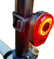 100 Lumen USB Rechargeable Taillight