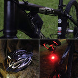 1600 Lumen Helios Rechargeable Bicycle Light Set