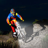 StellarLights 300 Lumen Wide Angle Bike Light Set