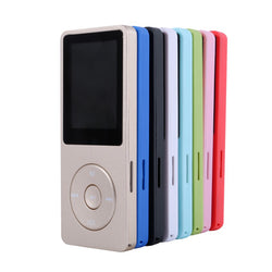 Ultrathin 8GB MP3 Player with 1.8 Inch TFT Screen, FM Radio, E-Book Reading