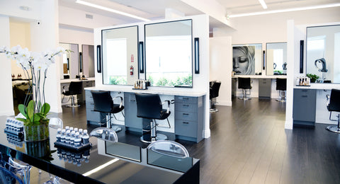 Salon in Westwood