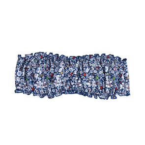 Bandeau Liberty June Bleu