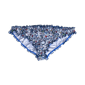 Culotte Liberty June Bleu
