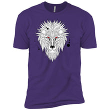 Geometric Lion T-Shirt