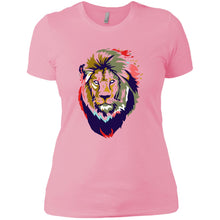 Lion Ladies' T-Shirt