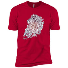Hand Draw Lion T-Shirt