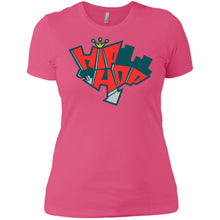 Hip Hop Ladies' T-Shirt